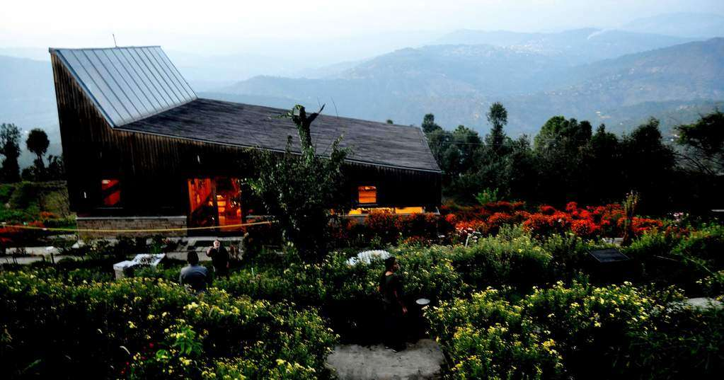 The very first home for the Himalayan Writing Retreat