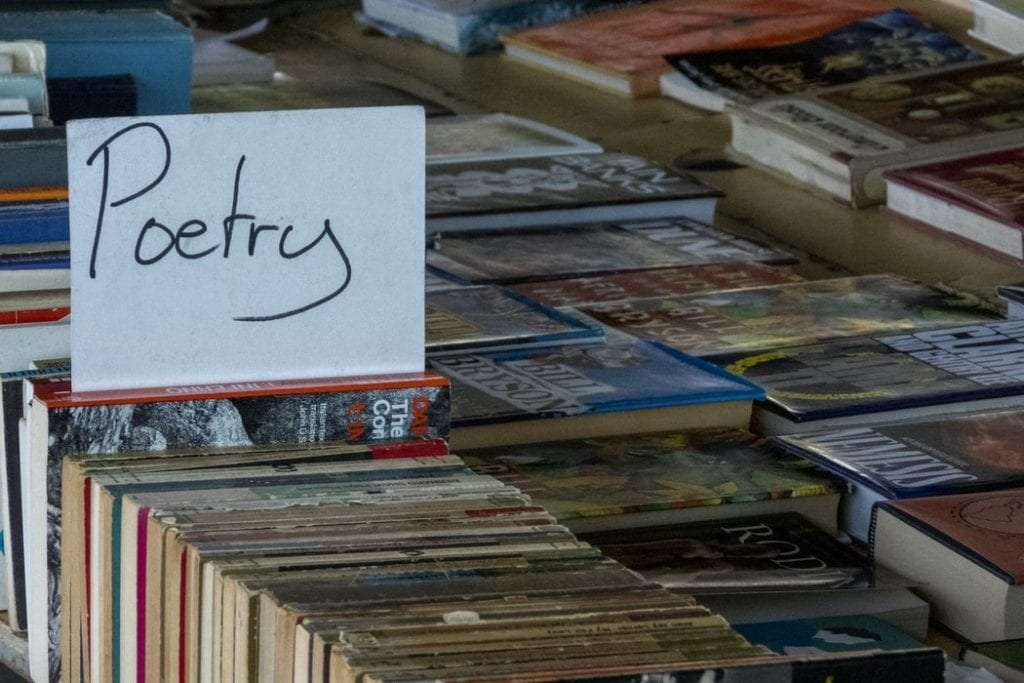 contests and awards for poetry